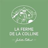 Logo vert La  Ferme de la colline.jpg