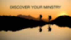 DISCOVER YOUR MINISTRY - Updated slide w