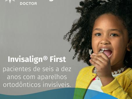 Invisalign First: A solução ortodôntica para crianças e adolescentes