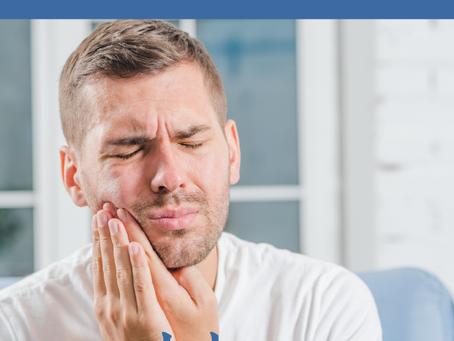 Anda acordando com um desconforto, uma dor de dente?