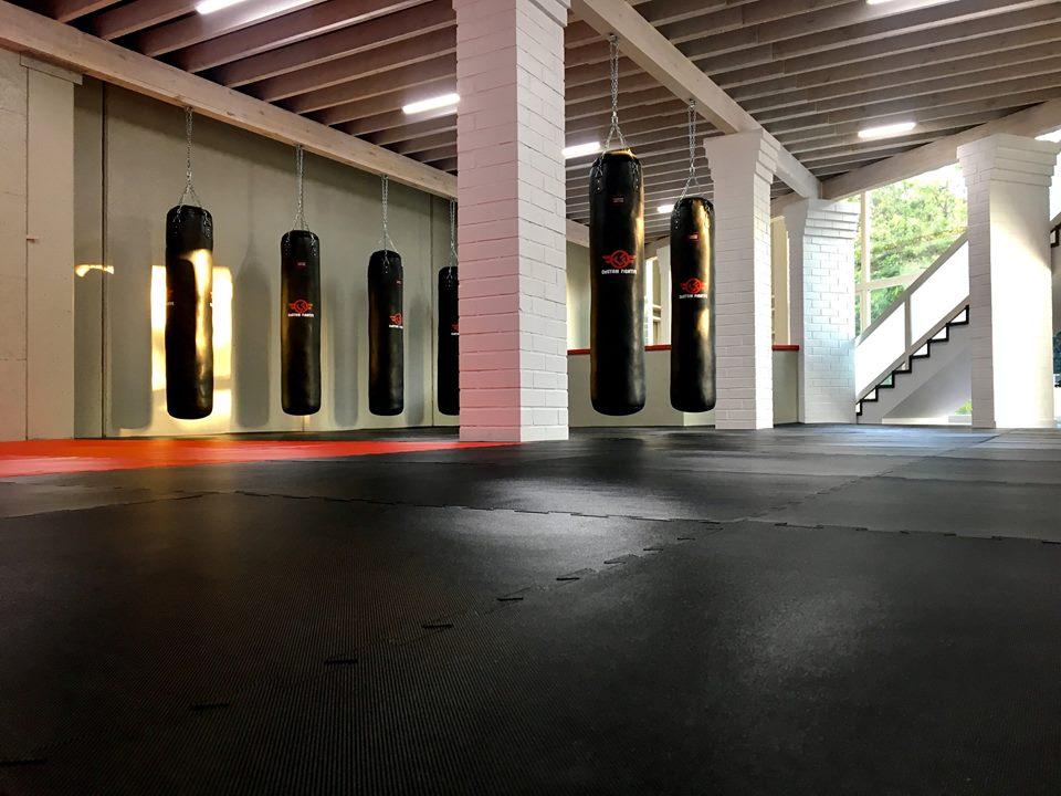Sala de Boxeo en Vilanova i la geltru