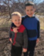 Carter & Brayden - Early Intervention