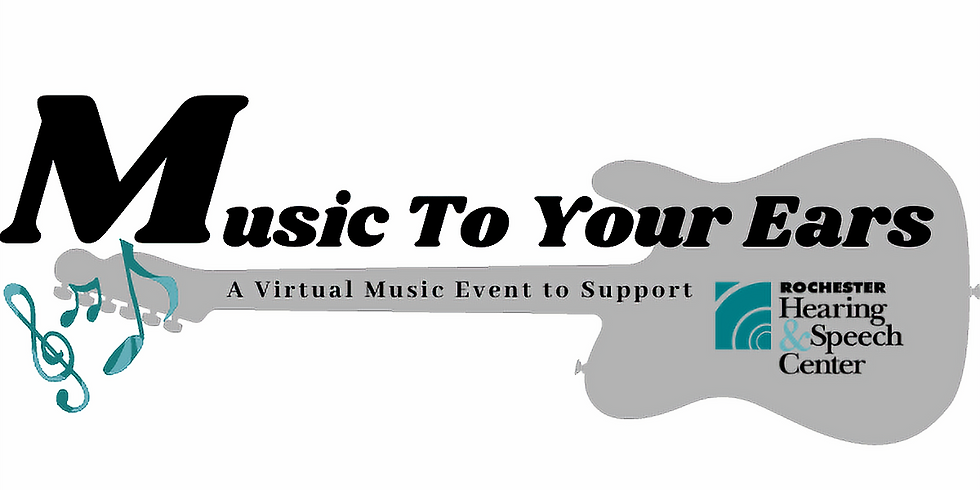 Music To Your Ears - A Virtual Music Event To Support RHSC