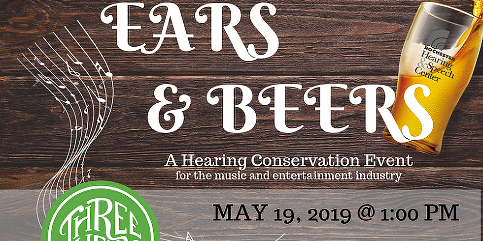 Ears & Beers, a Hearing Conversation Event