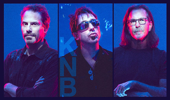 Kire Najdovski Band (KNB)