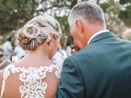 Sue and Mike's Melbourne Wedding, March 2019