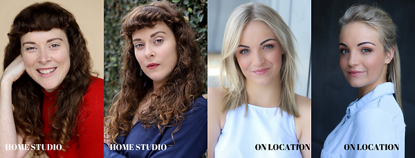 Character Headshots Studio and Location.