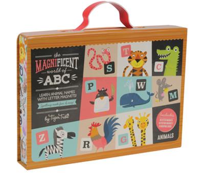 Magnificent ABC - Animals