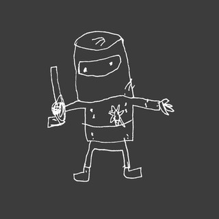 original ned scribble