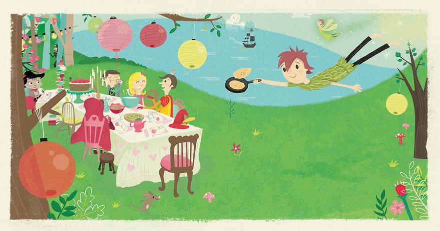 Storybook Stars - Peter Pan