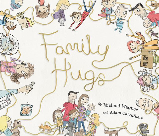 Family Hugs cover