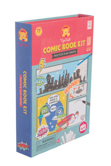Comic Book Kit - Practice. Plan. Create