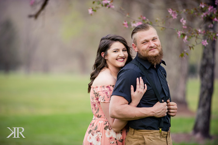 North Georgia engagement photographer