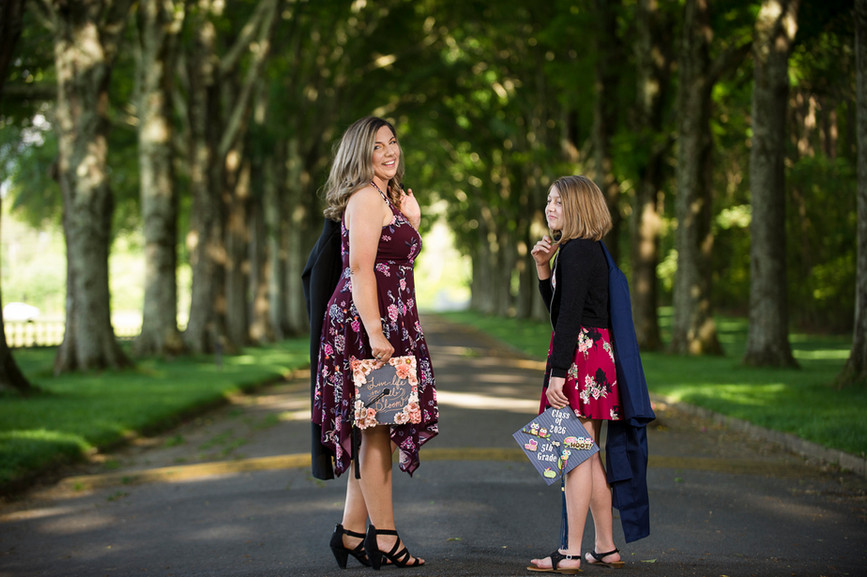 Berry College graduation photos family photographer