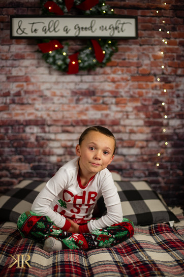 2020 PJ's Christmas Pictures