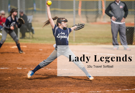 Lady Legends Travel Softball