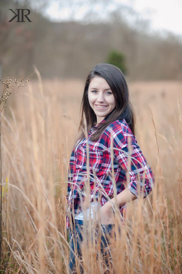Madison WV Senior Pictures Country