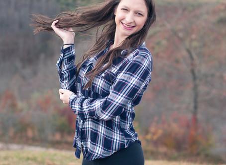 Madison WV Senior Portrait Photographer | Kayla Ryan Photography