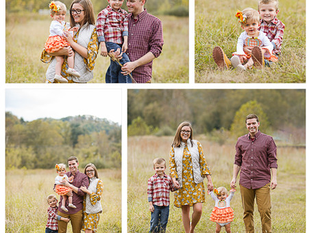 Atha Family Photo Shoot