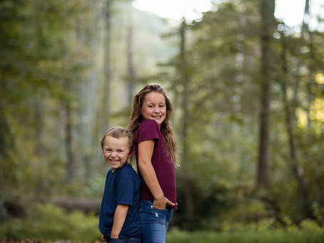 Siblings | Child Photography