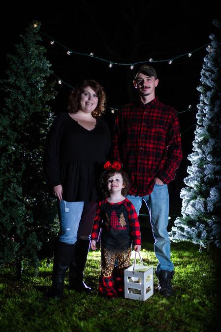 Family Christmas Photos 2020