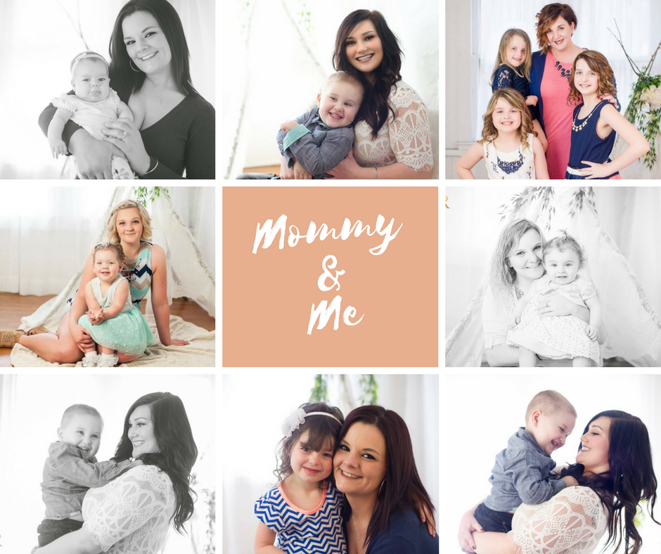 Kayla Ryan Photography | Mommy & Me Mini Sessions | Madison, WV