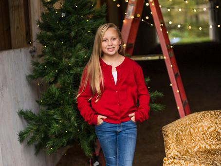 Outdoor Christmas Minis