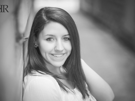 Van High School Senior Portrait | WV Senior Pics | Kayla Ryan Photography