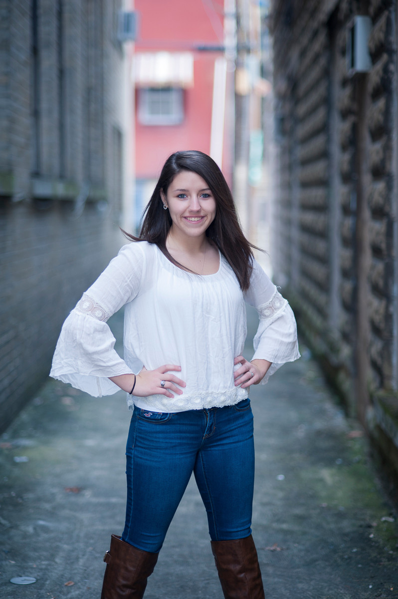WV Senior Pictures Kayla Ryan Photography