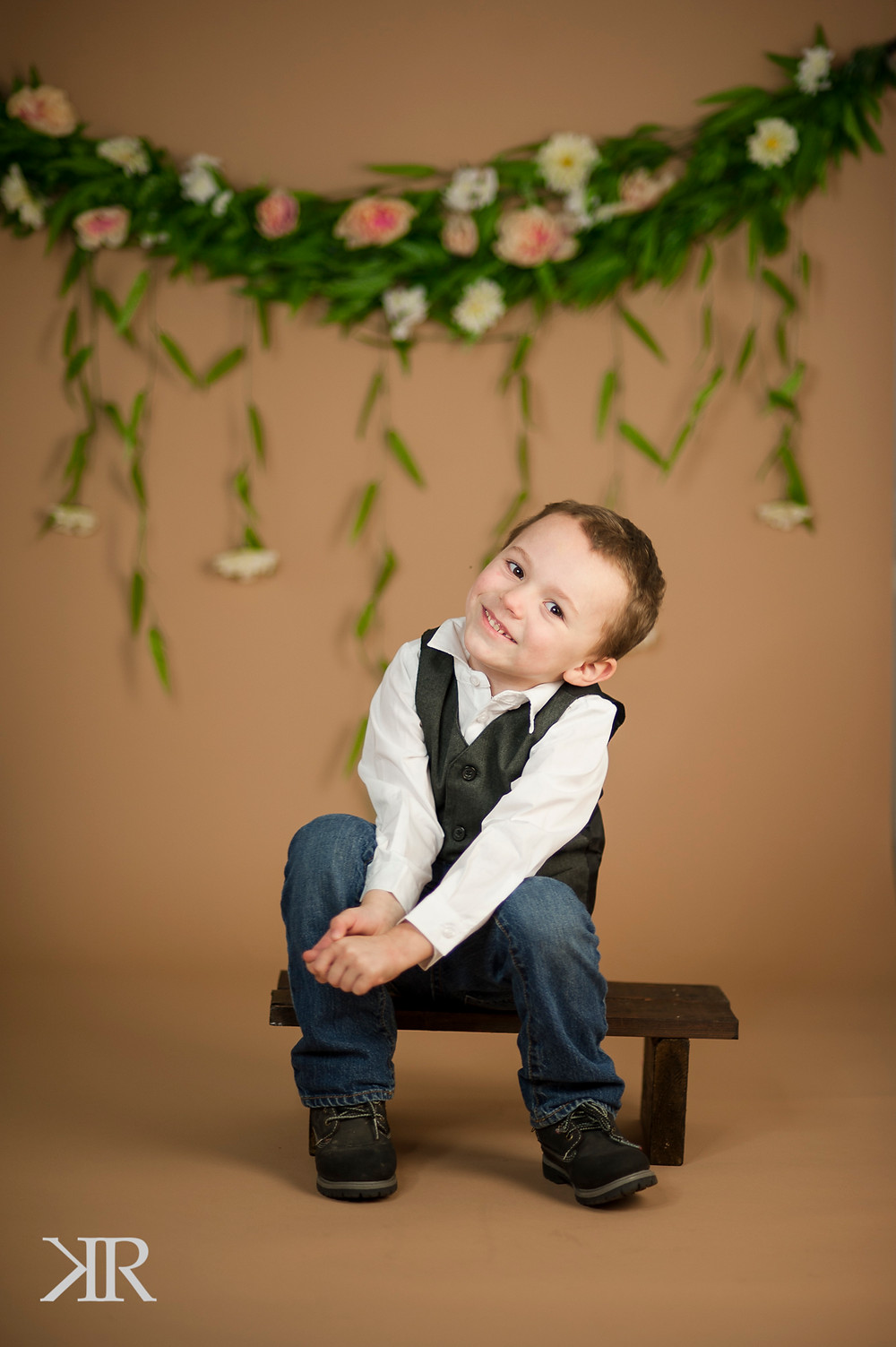 Easter Mini Session WV Kayla Ryan Photography