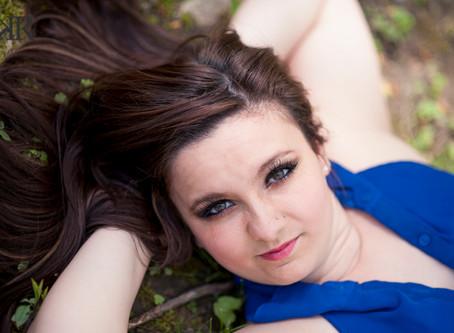 Scott High School Senior Portraits | Kayla Ryan Photography