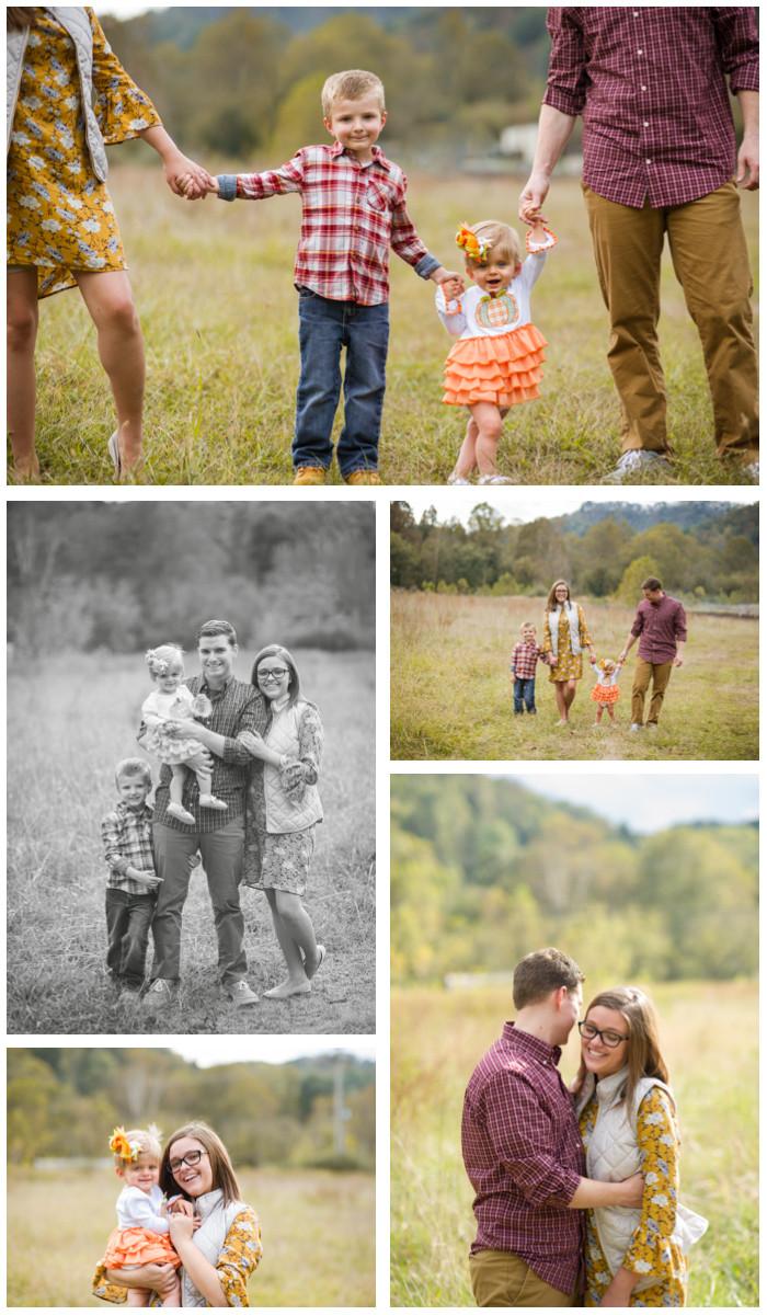 Family Portraits   Kayla Ryan Photography WV