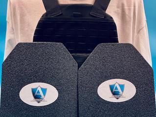 AR500 NIJ III and NIJ III+ Steel Vest Inserts