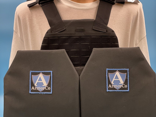 """Kevlar Soft Armor NIJ IIIA 10""""x 12"""" SAPI Cut Inserts with a FREE Rothco MOLLE Plate Carrier Vest"""