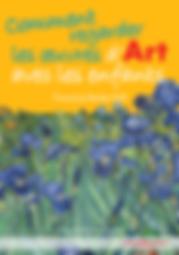 regarder oeuvres d'art, enfants, musée, françoise barbe-gall, peinture, tableaux, scultures