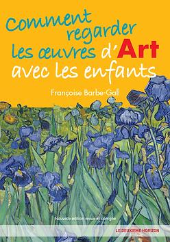 regarder oeuvres d'art, art, musée, enfants, françoise barbe-gall, peinture