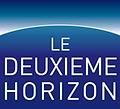 le deuxième horizon, éditions, logo, livre, ouvrages, art