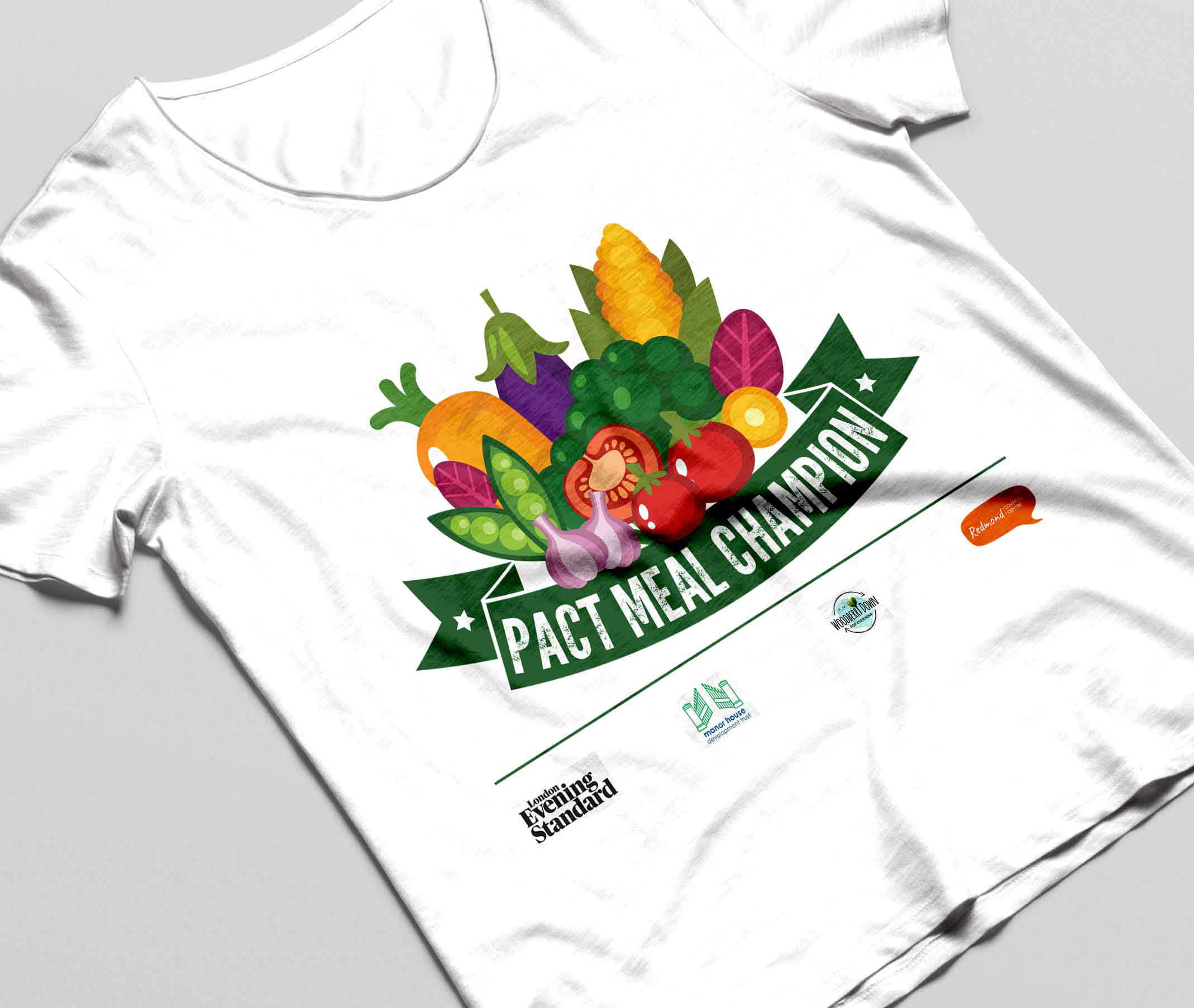 Pact Meal Tshirt
