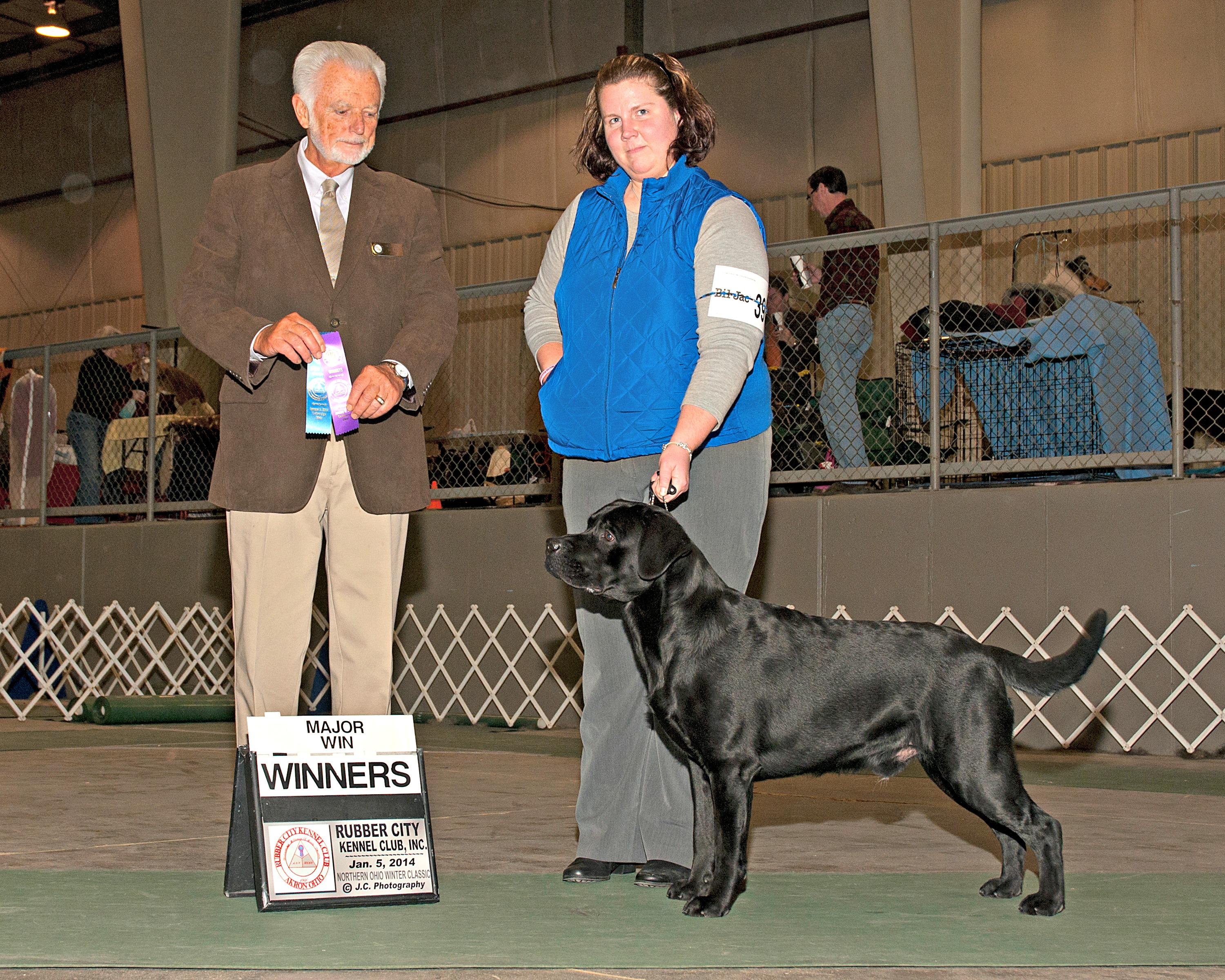 Rubber City KC - Winners Dog