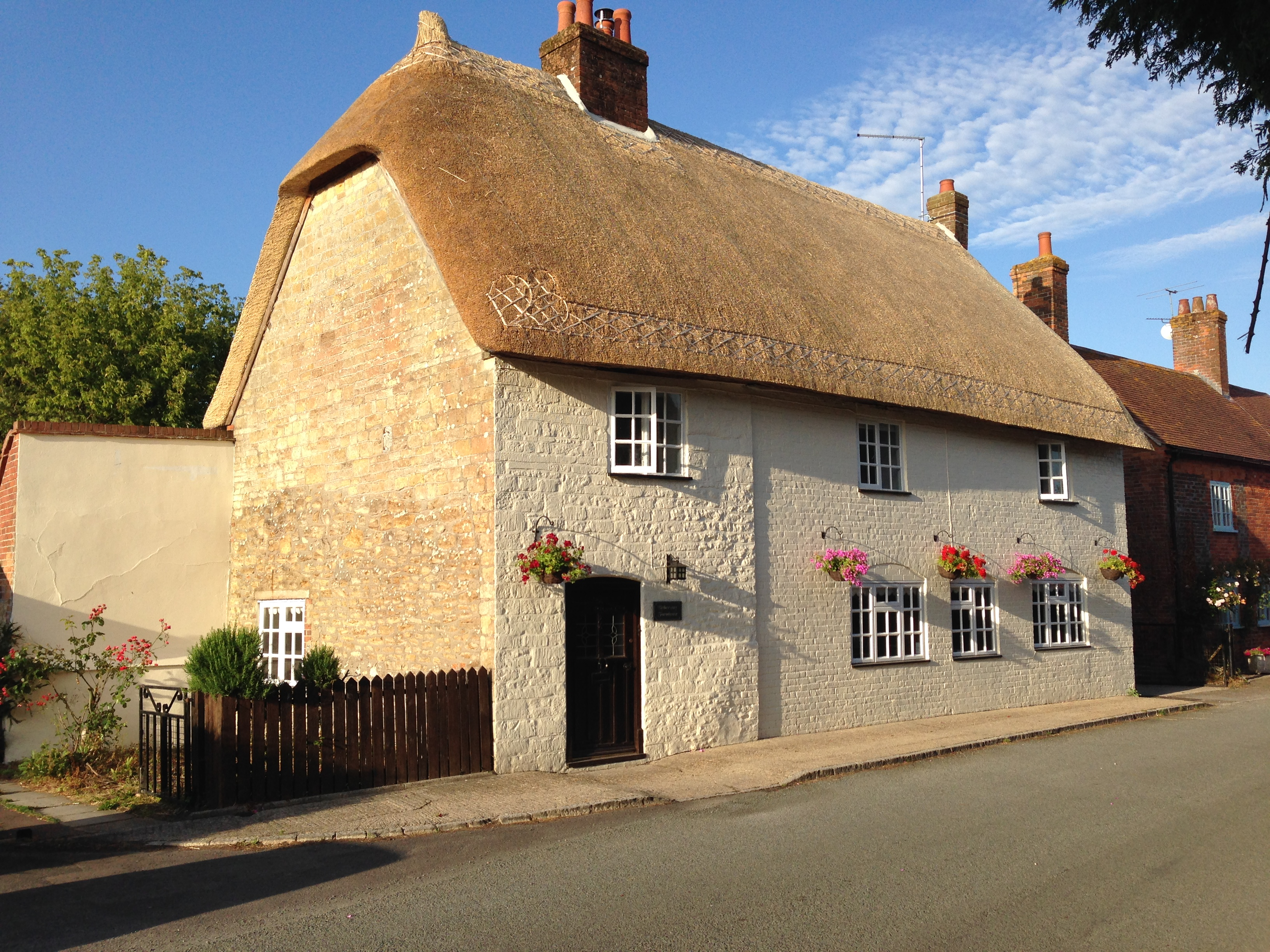 Netherway Farmhouse