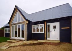 Netherway Barn front entrance