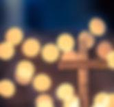 Christ and cross