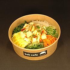 Tofu Bibim-bab