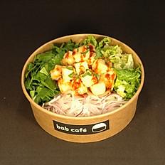 Fresh Tofu Bibim-bab