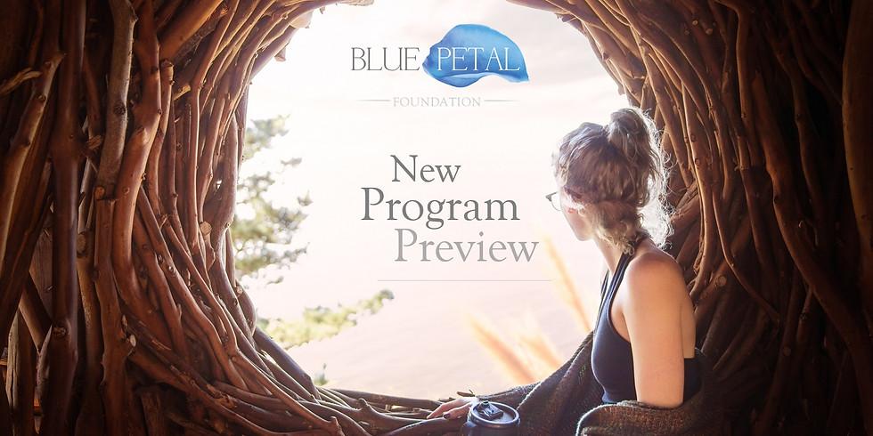 New Program Preview