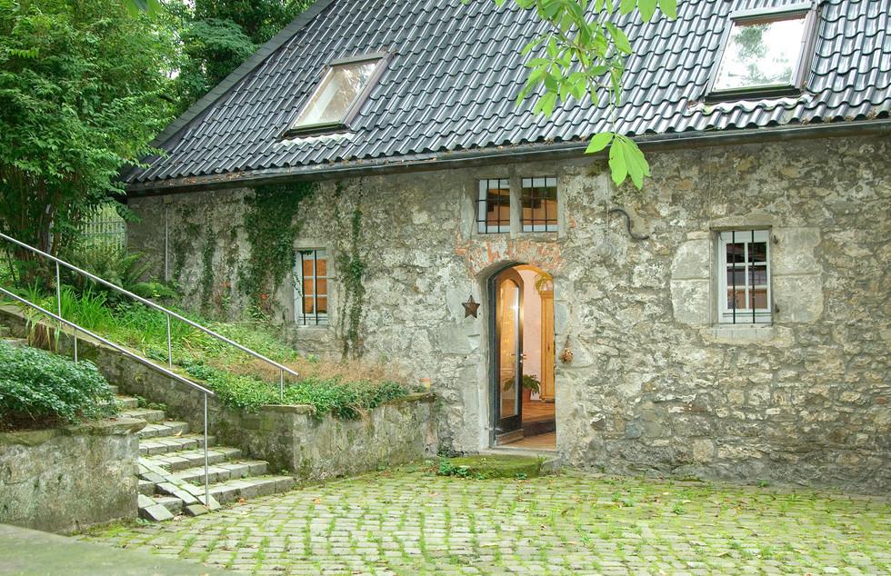 Backhaus Innenhof
