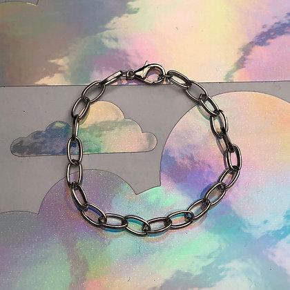 Industrial Metal Alloy Bracelet