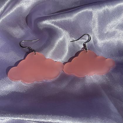 Dreamy Cloud Earrings