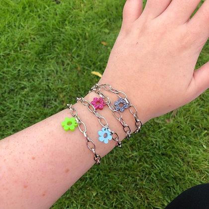 Ditsy Daisy Bracelets