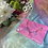 Thumbnail: Pink and Blue Butterfly Chain